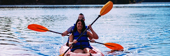 Lac À l'Eau-Claire - Summer Activities Packages
